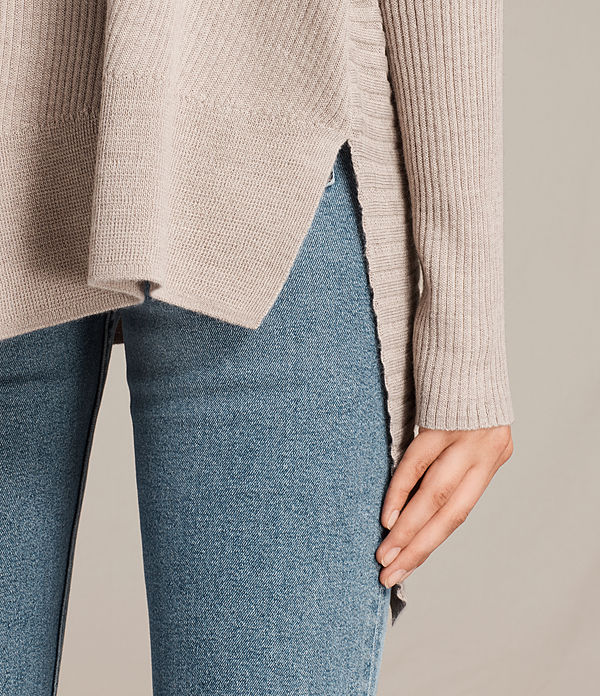 Keld Olivo V Neck Sweater