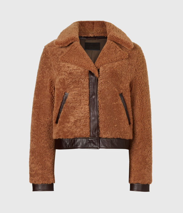 Madsen Shearling Jacket