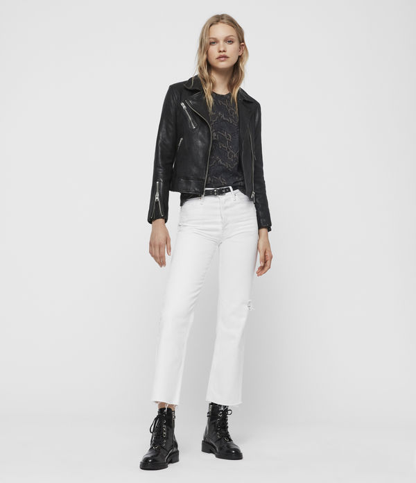 916a7b9f58b ALLSAINTS US: Women's Leather Jackets, Shop Now.