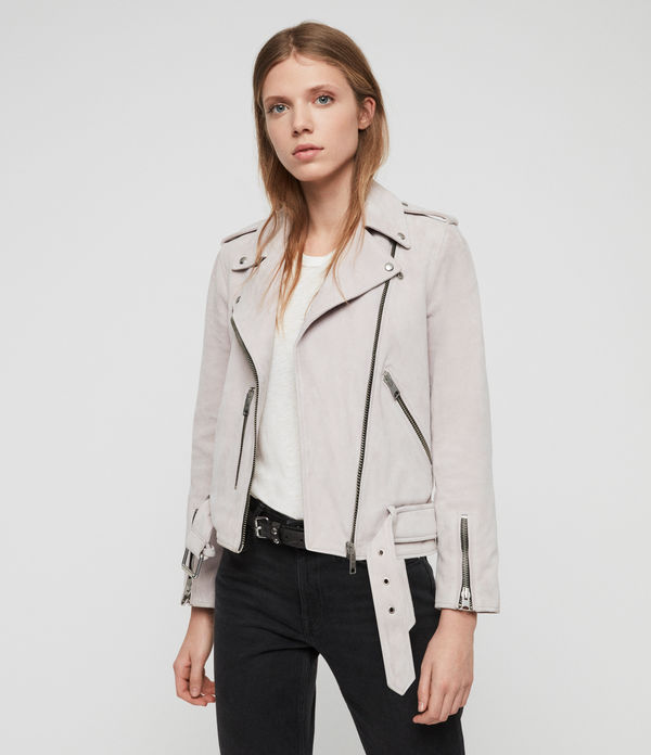 dd4662f0e5045 ALLSAINTS UK: Leather jackets for women, shop now.