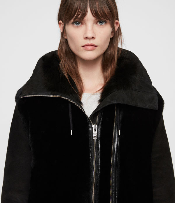 State Lux Shearling Parka