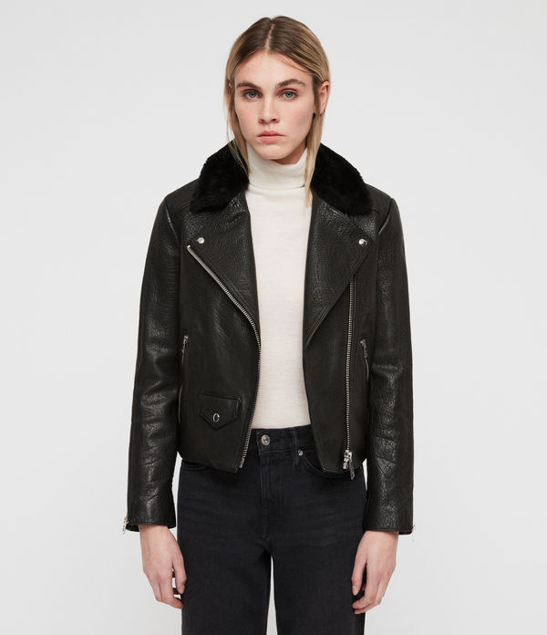 Pataya Leather Lux Biker Jacket