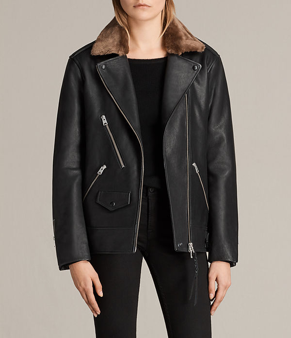 Sherwood Biker Jacket