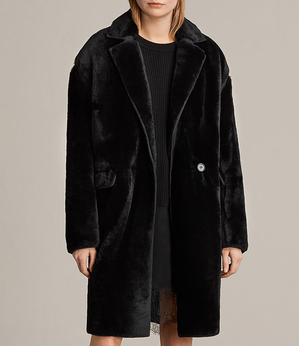 Jale Shearling Coat