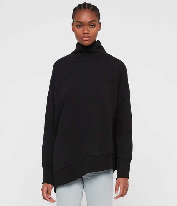 Navarre Roll Neck Sweatshirt