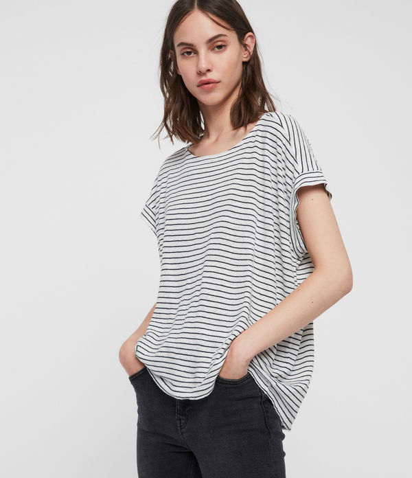 Playera Pina Stripe