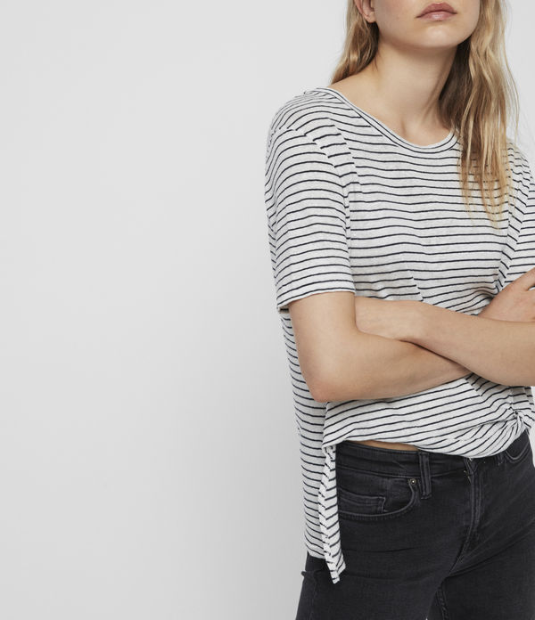 Wilma Stripe T-Shirt