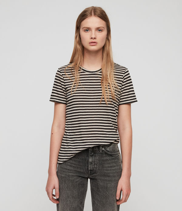 Feda Stripe T-Shirt