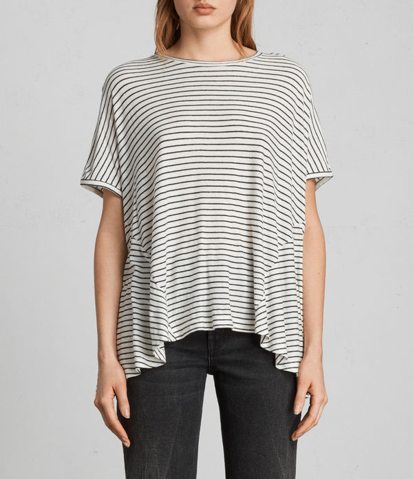t-shirt elena stripe
