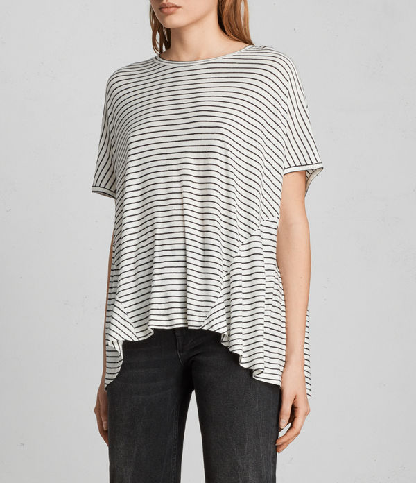 Elena Stripe T-Shirt