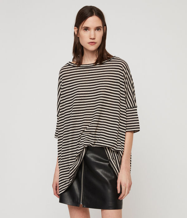 Plira Stripe T-Shirt