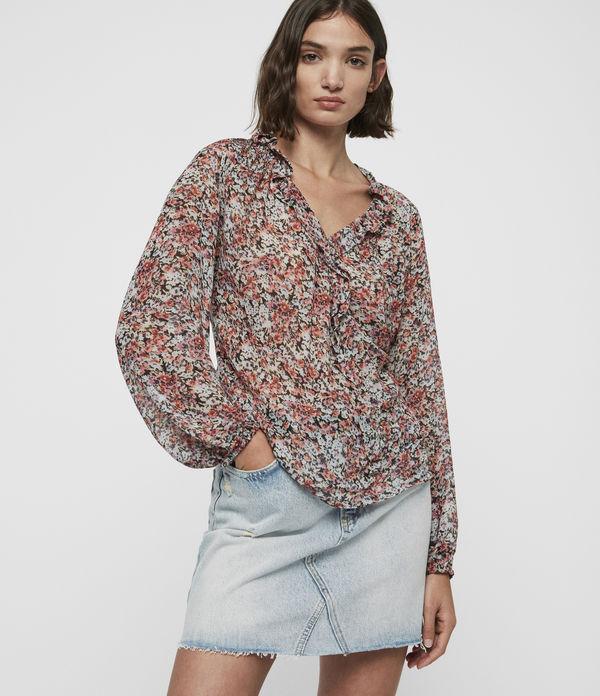 8efadb7f953 ALLSAINTS UK: Women's Tops & shirts, shop now.