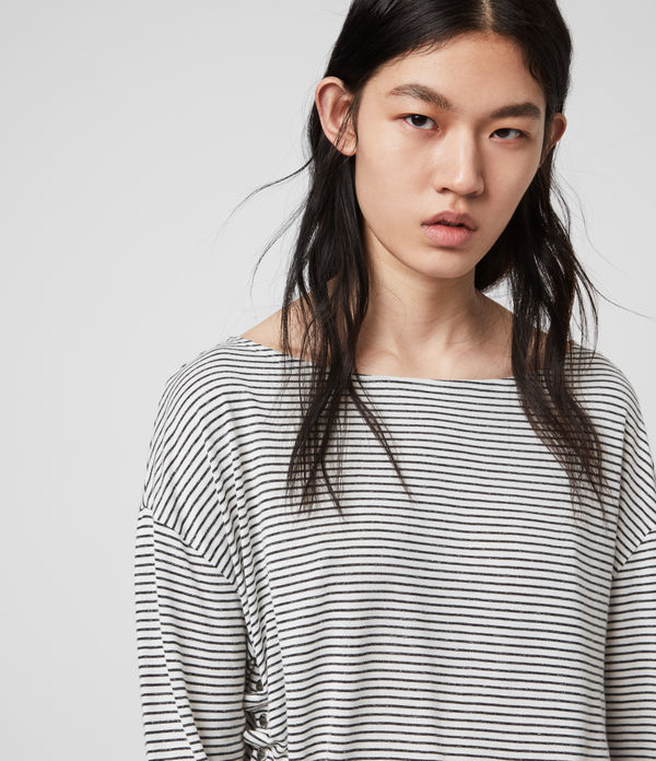 Hatti Stripe T-Shirt