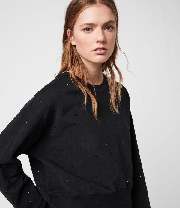Helene Sparkle Sweatshirt