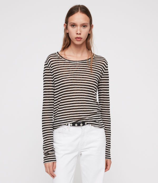 t-shirt esme stripe