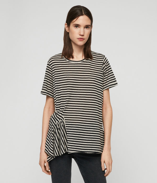 Playera Robi Stripe