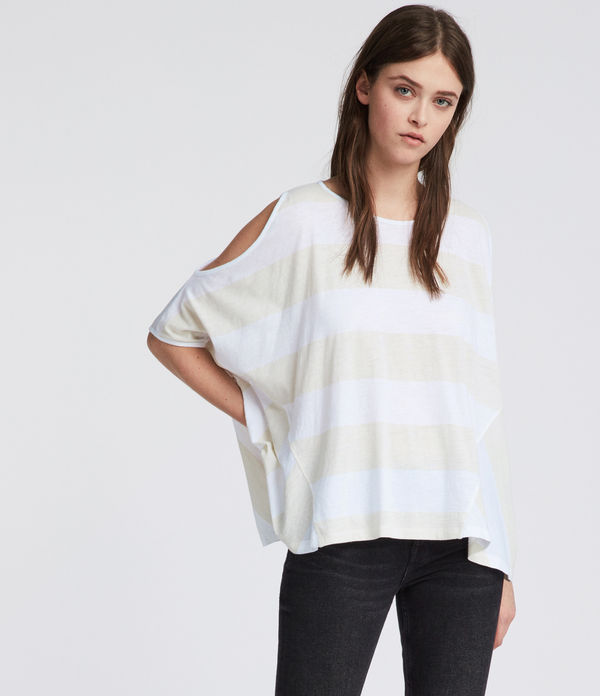 ella stripe t-shirt