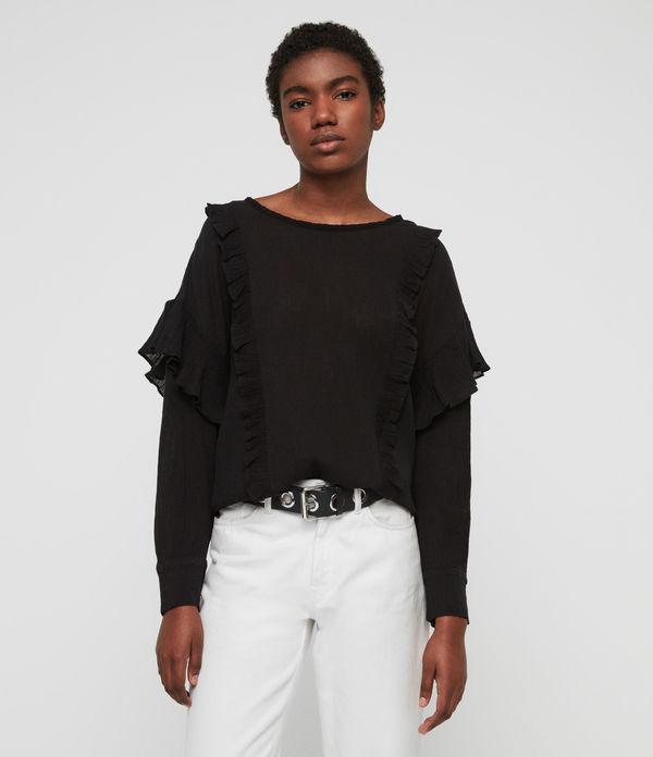 f0c0a0b245 ALLSAINTS UK: Women's tops, shop now.