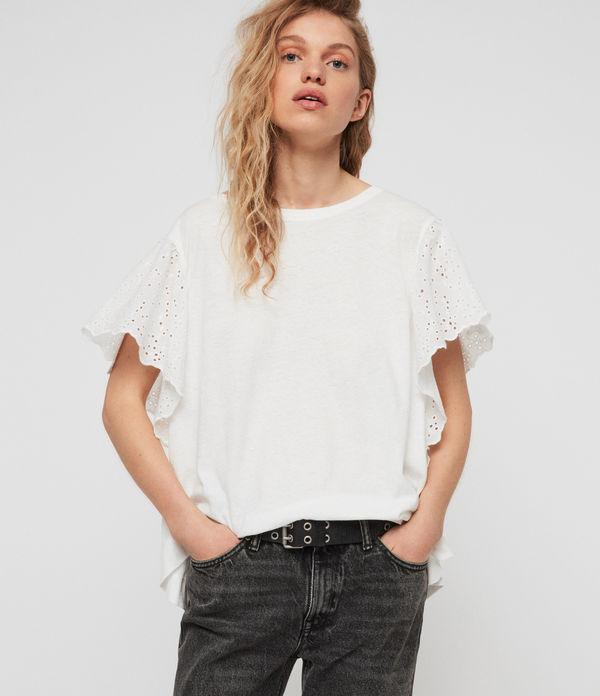 7f4f4cce ALLSAINTS UK: Women's T-Shirts, Shop Now.