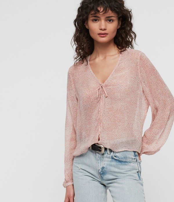 7700769779 ALLSAINTS UK: Women's Tops & shirts, shop now.