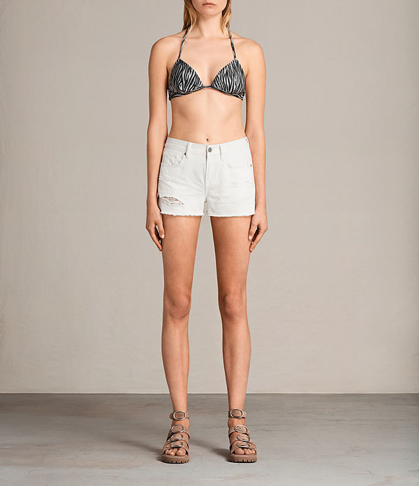 Agnes Zebra Bikini T