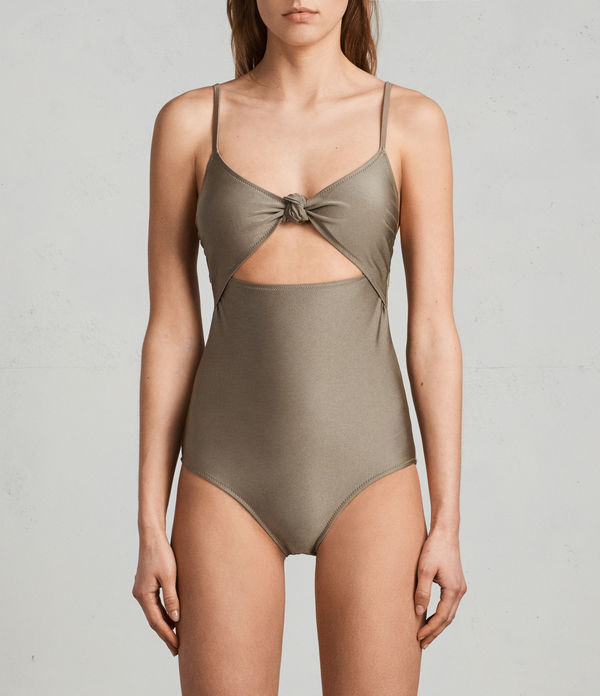 Rita Metallic Swimsuit