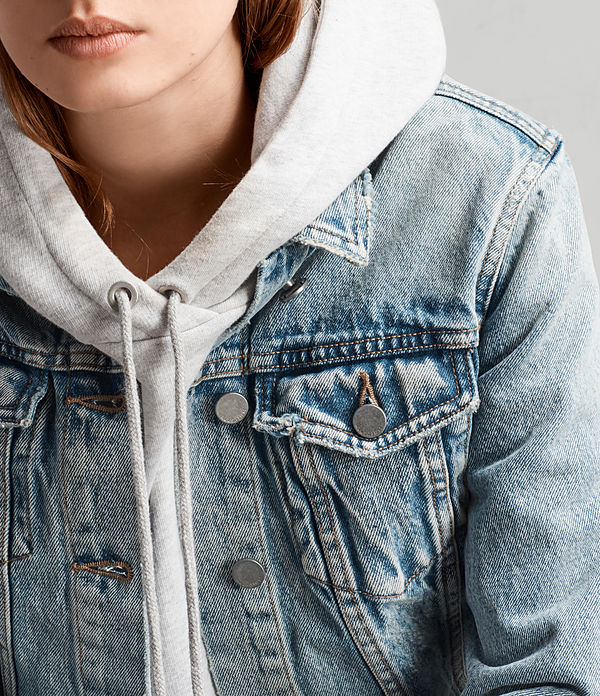 Hay Denim Buckle Jacket