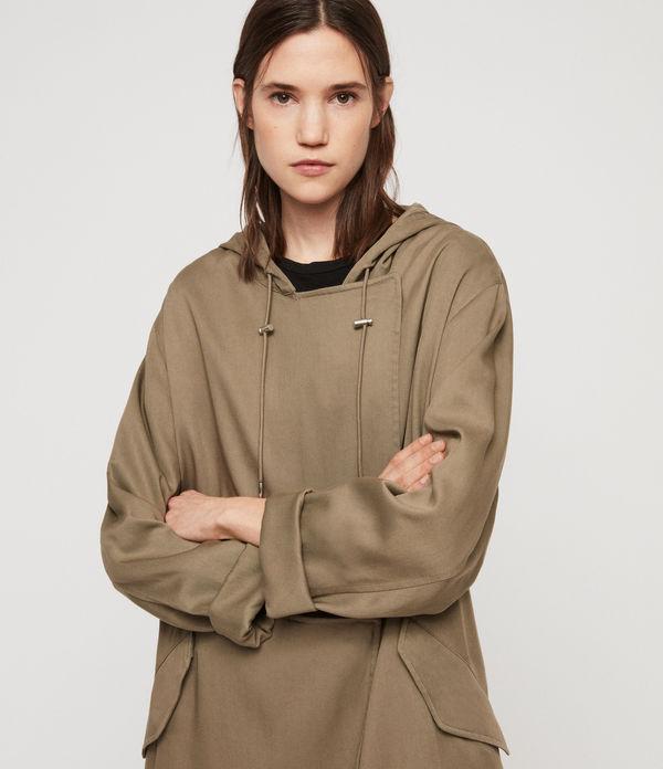 1c261411c ALLSAINTS: Women's - Parka - Womens Coats & Jackets