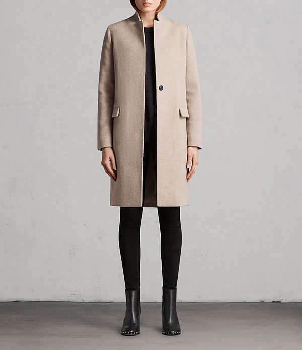 evelyn comet coat
