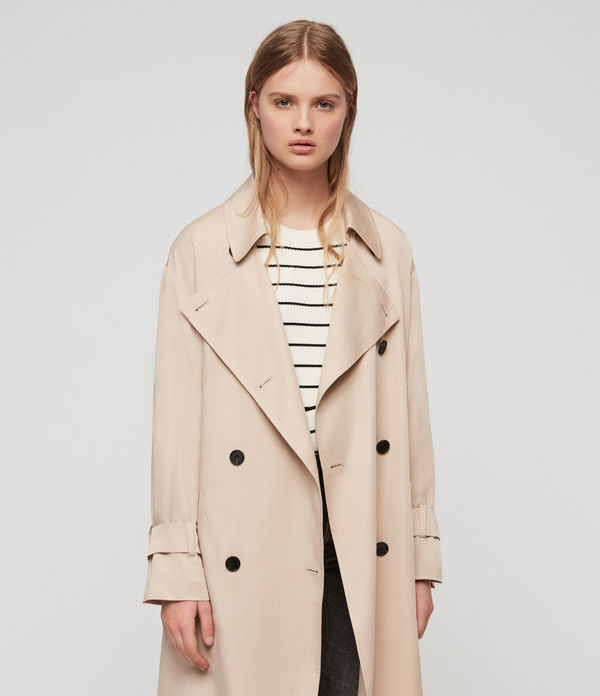 Brooke Trench Coat