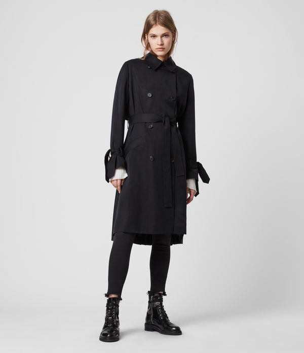 Harlen Trench Coat