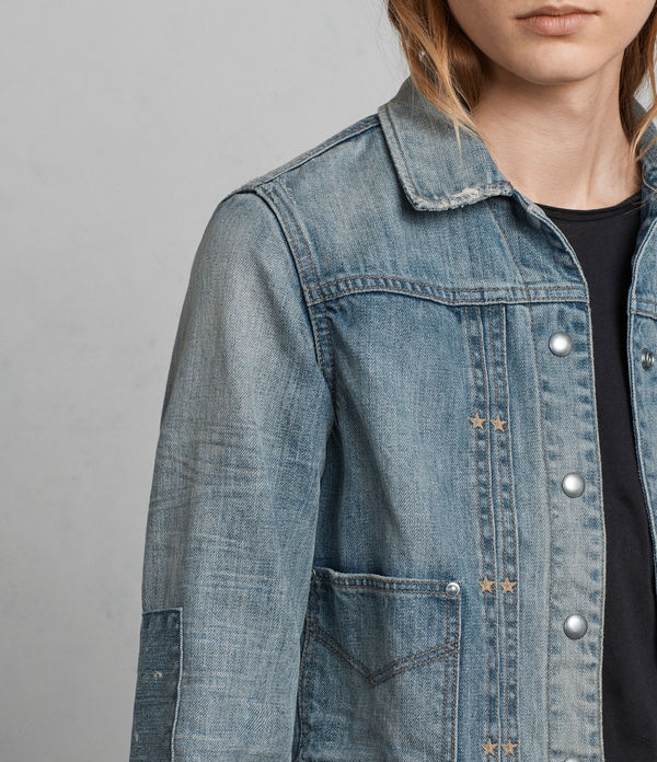 Serene Denim Jacket