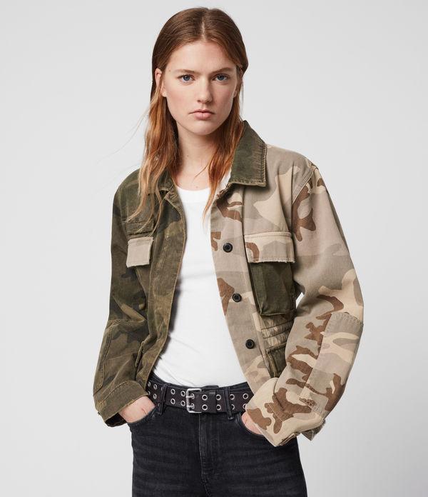 Finch Camo Jacket
