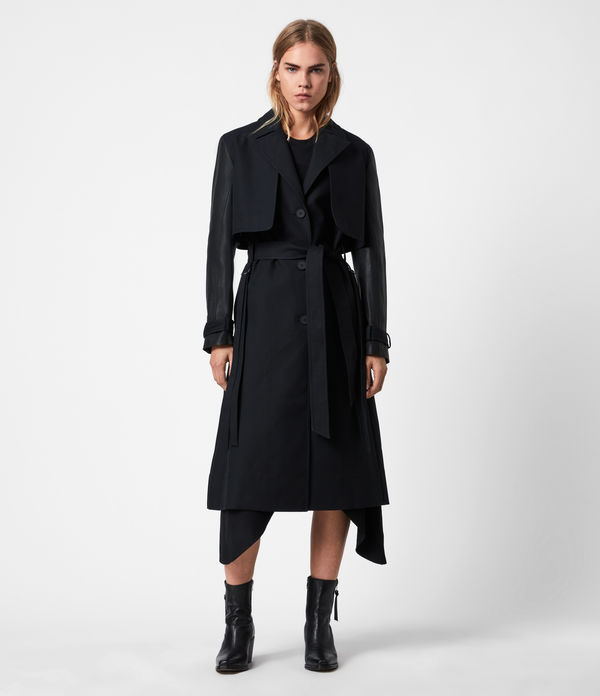 Cade 2-In-1 Trench Coat