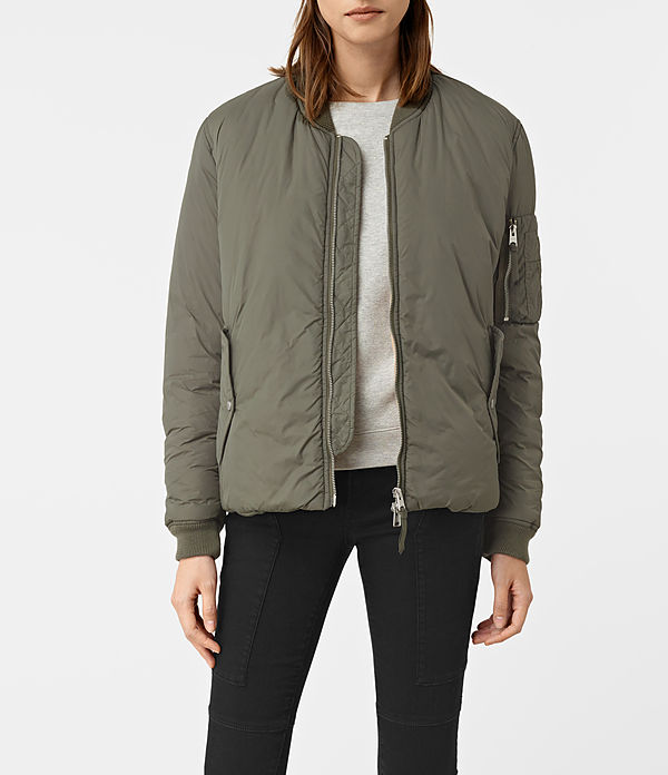 tyne bomber jacket