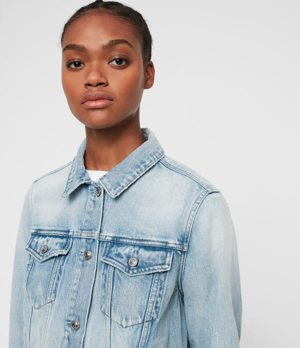 Sheyla Denim Jacket