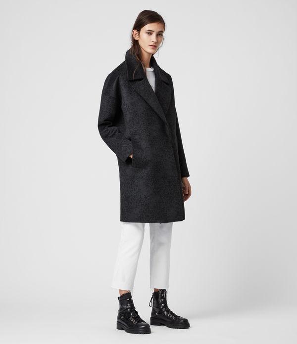 Jetta Leopard Coat