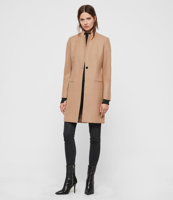 Leni Cashmere Blend Coat