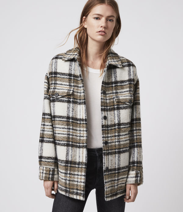 Luella Check Jacket