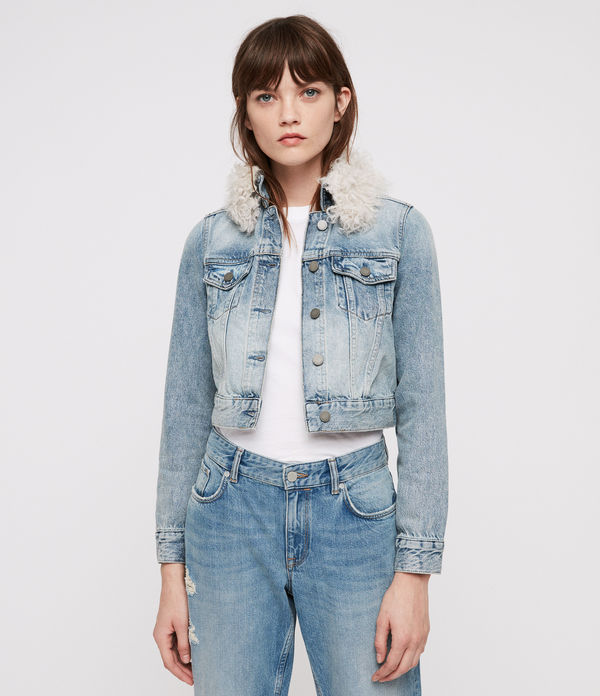 Jones Denim Jacket