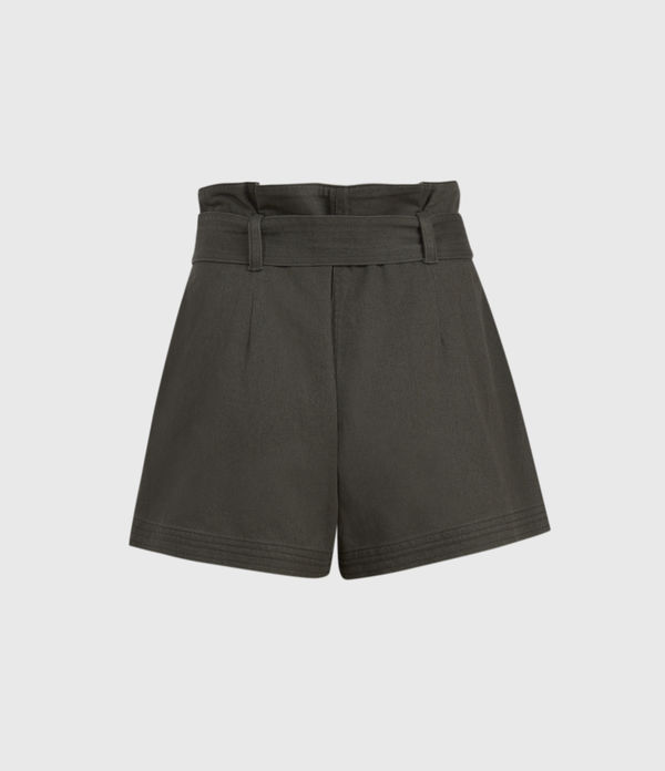 Corrine Mid-Rise Shorts