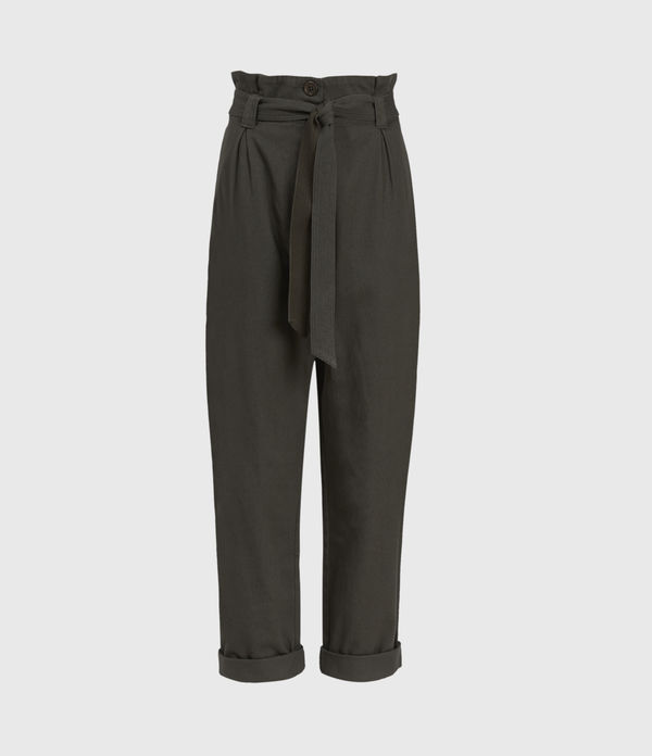 Corrine Mid-Rise Trousers