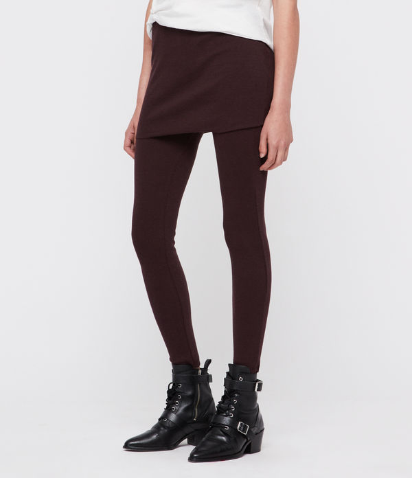 Raffi Rib Leggings
