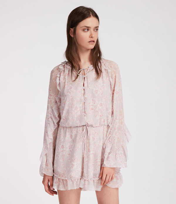 Flora Lanai Playsuit