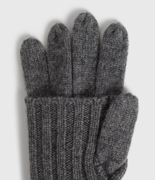 Solid Rib Gloves