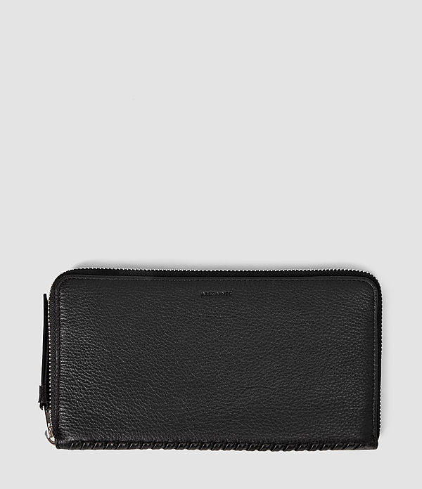 club zip around wallet