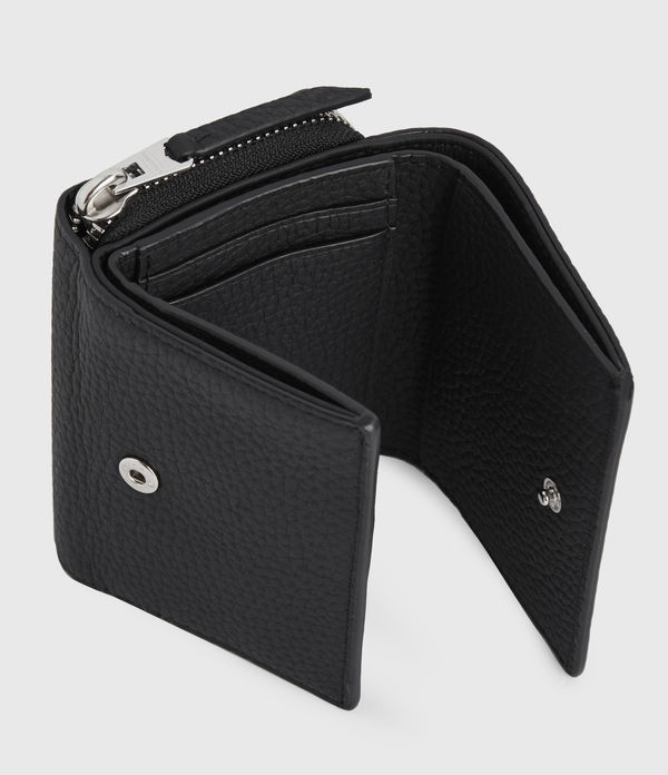 Captain Leather Small Wallet