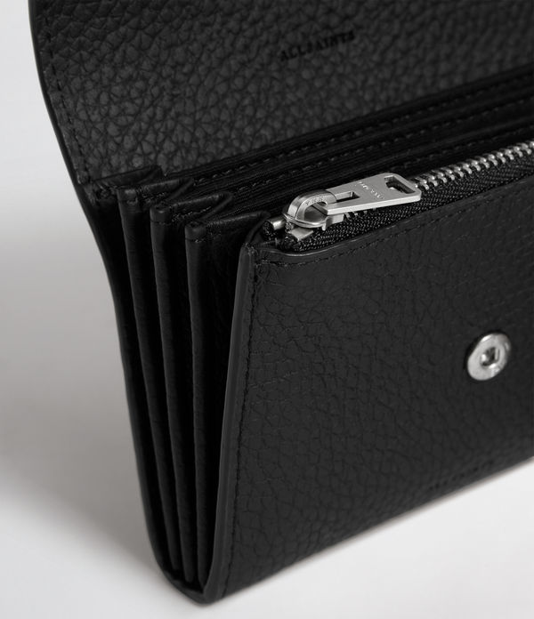 Voltaire Leather Card Holder