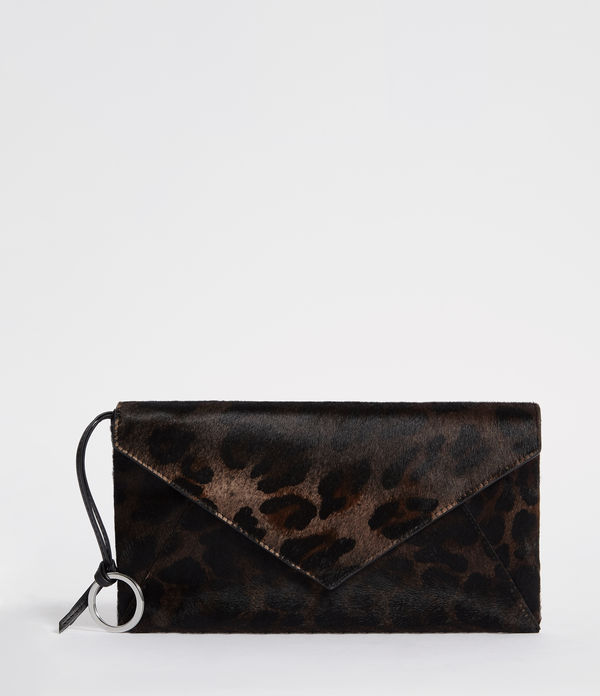 Voltaire Envelope Clutch
