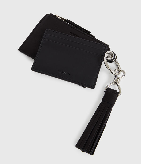 Mazzy Leather Key Fob